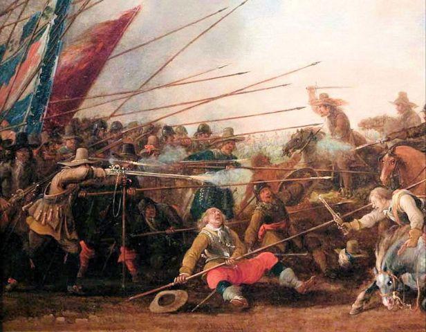 Norwich Gates (Battle of Newbury)