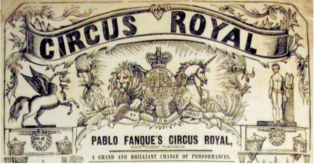 Pablo Fanque (Poster)1