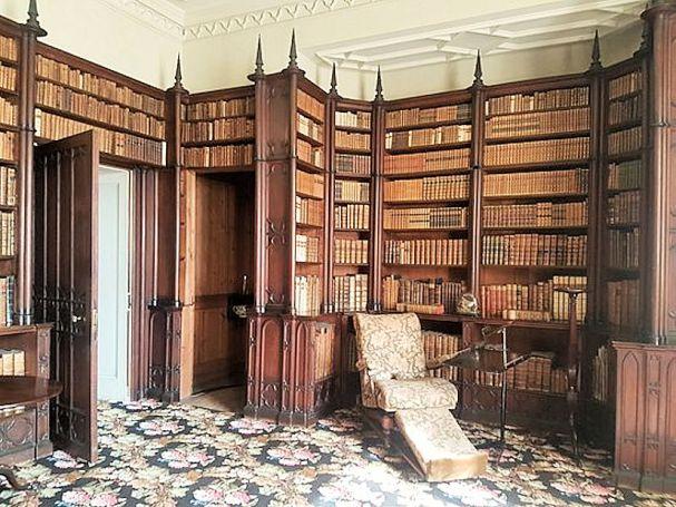 Repton (Felbrigg Library)