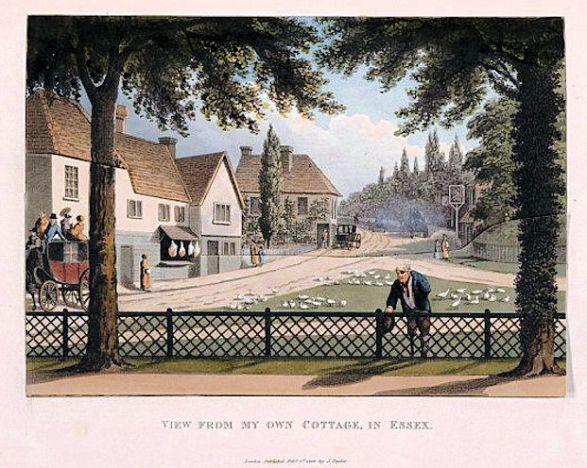 Repton (Repton's Cottage)