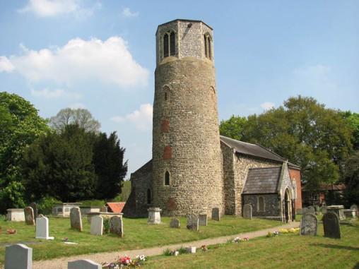 Susannah Holmes (Surlingham Church)1