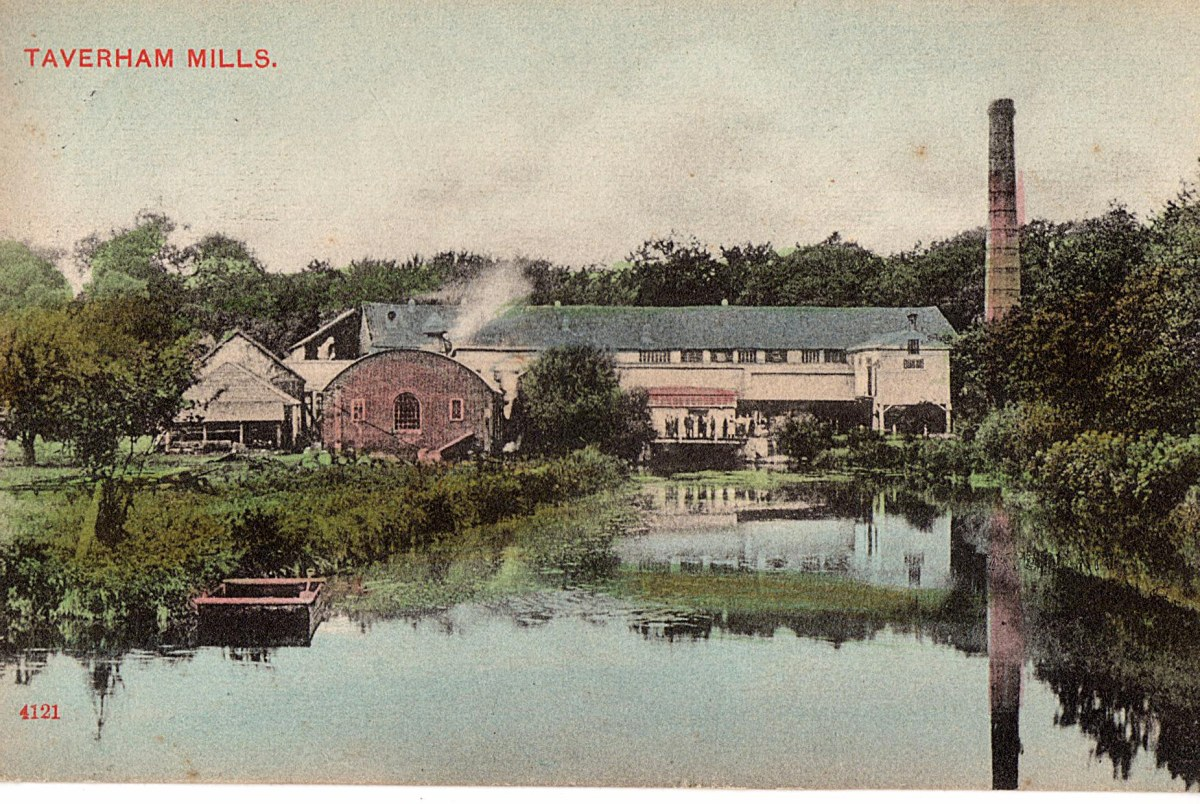 A Tale of Taverham's PaperMill