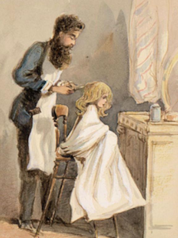 John Bilby (19c Hairdresser)1
