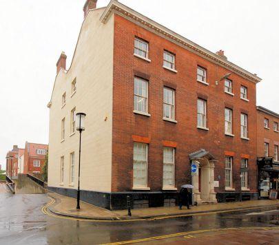 Norwich Shawls (Gladstone House)