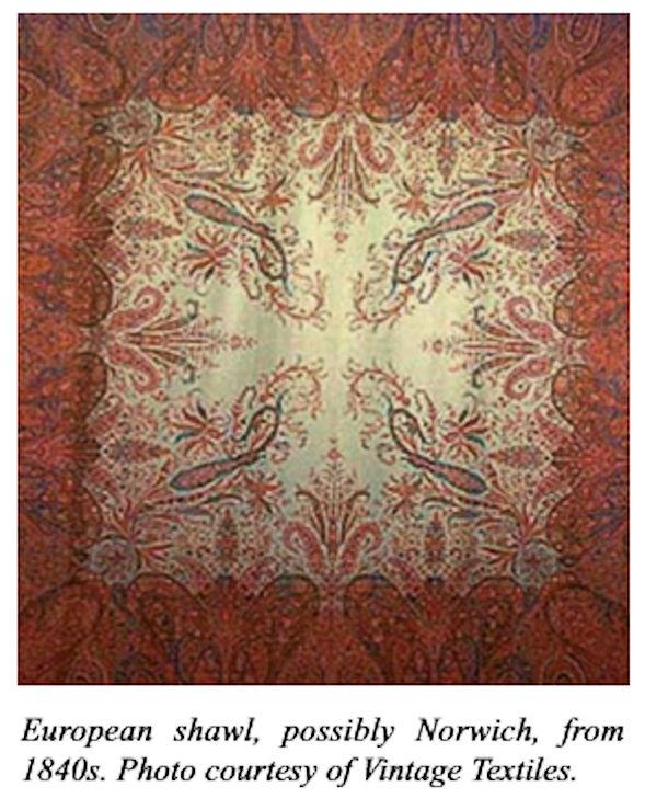 Norwich Shawls (Pattern)3