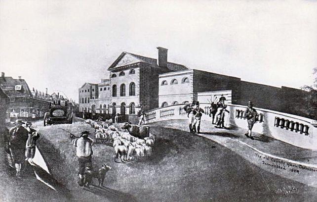 Smugglers Return (Chelmsford Gaol)