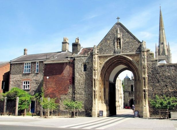 Erpingham (Outer Gate)