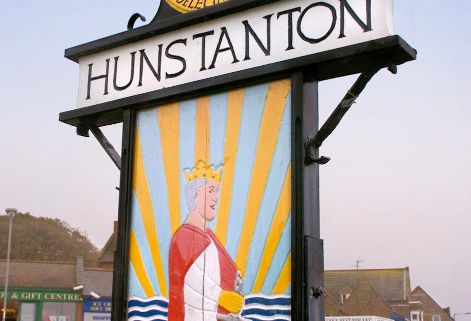 Hunstanton's Great Secret!