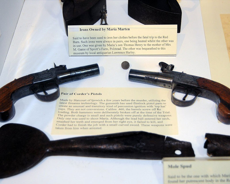 Red Barn (Corder's Pistols)