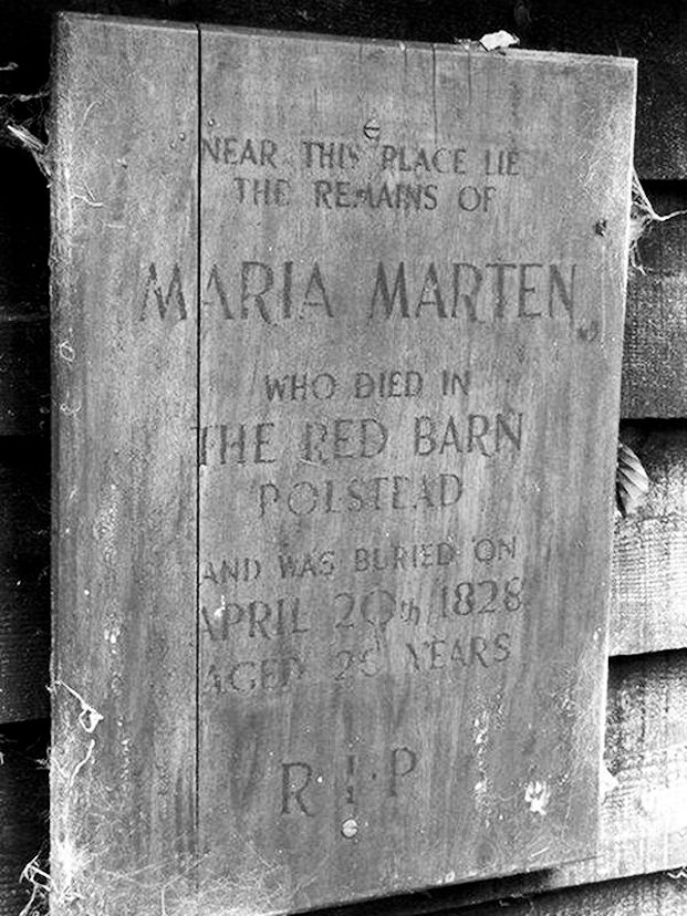 Red Barn (Maria_Marten Memorial)
