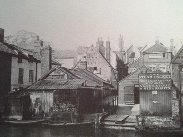 River Wensum (19th C Norwich)2