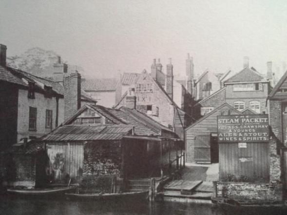 River Wensum (19th C Norwich)2