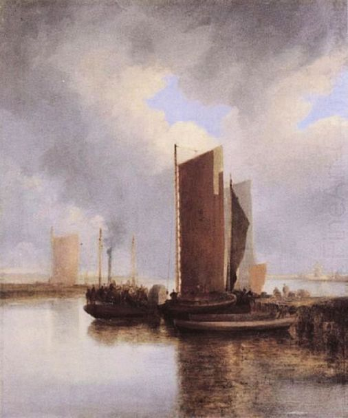 River Wensum (19th C Steam Packet)