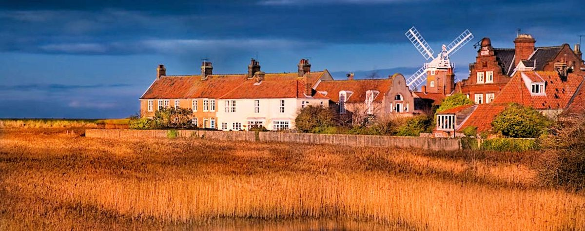 Rupert Brooke and Cley-Next-The-Sea