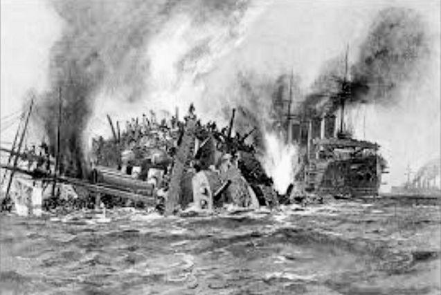 Invasion (Sinking)