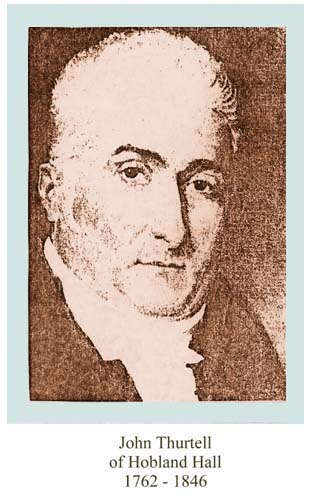 John Thurtell (john of hobland hall 1762)