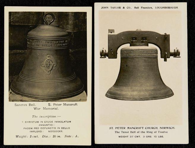 Mancroft Bell 1