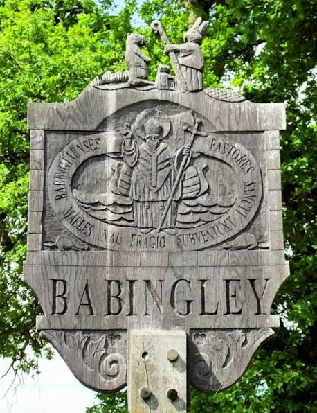 St Felix (Babingley-Village Sign)2