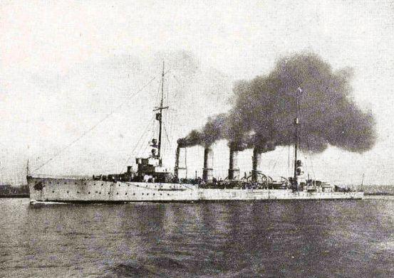 Yarmouth Raid (SMS Stralsund)