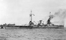 Yarmouth Raid (SMS_Moltke)