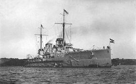 Yarmouth Raid (SMS_Seydlitz)