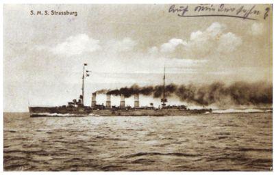 Yarmouth Raid (SMS_Strassburg)