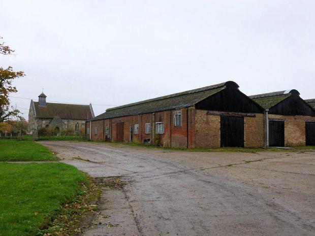 Scole Railway (Farm)