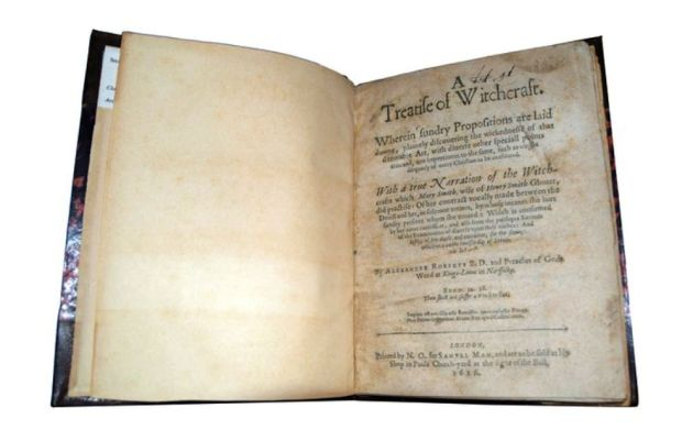 Treatise of Witchcraft
