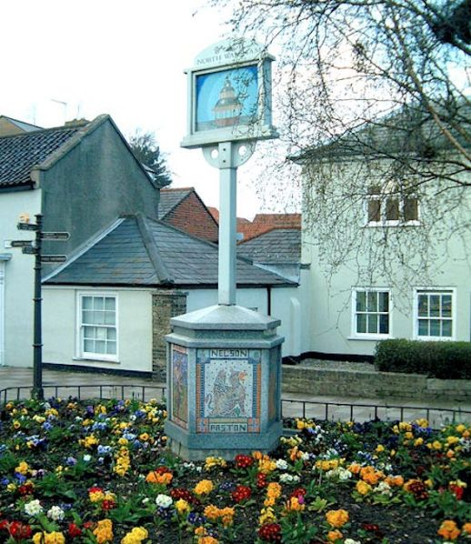 Battle_of_North_Walsham (Sign)8
