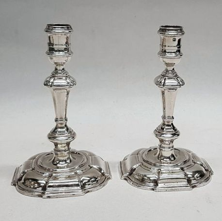 Early Light (George II_Candlesticks)1