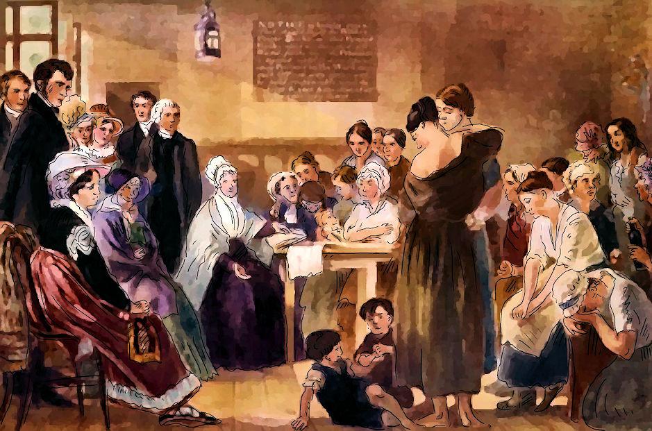Elizabeth Fry – Prison Reformer