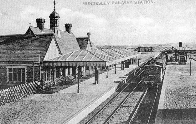 Cromer (Mundesley Station)001