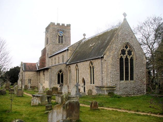 Frarey and Billing (Burnham Market Parish Church)