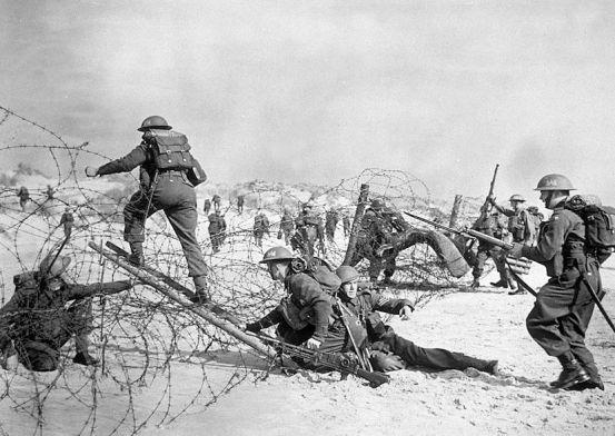 Norfolk at War (D-Day_ Getty)