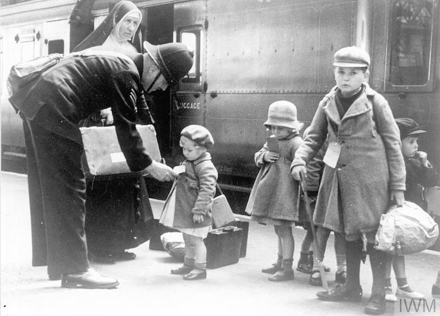 Norfolk at War (Evacuees)