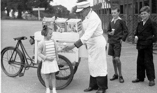 Norfolk at War (Ice Cream)