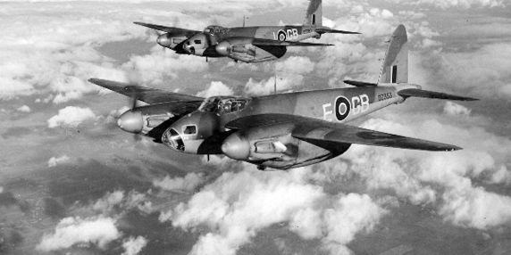 Norfolk at War (Mosquito)