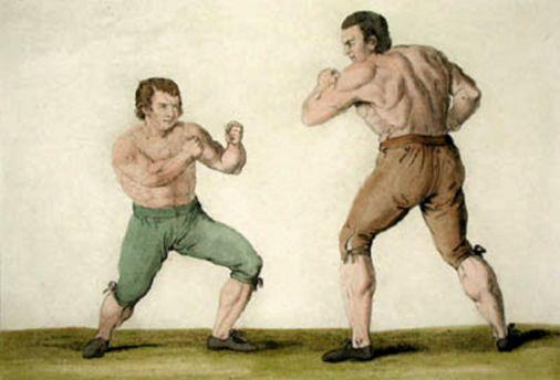 John Thurtell (boxing)