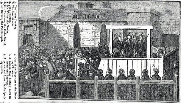 John Thurtell (Execution)2