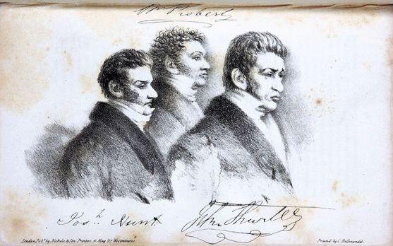 John Thurtell (Three Accomplinces)2
