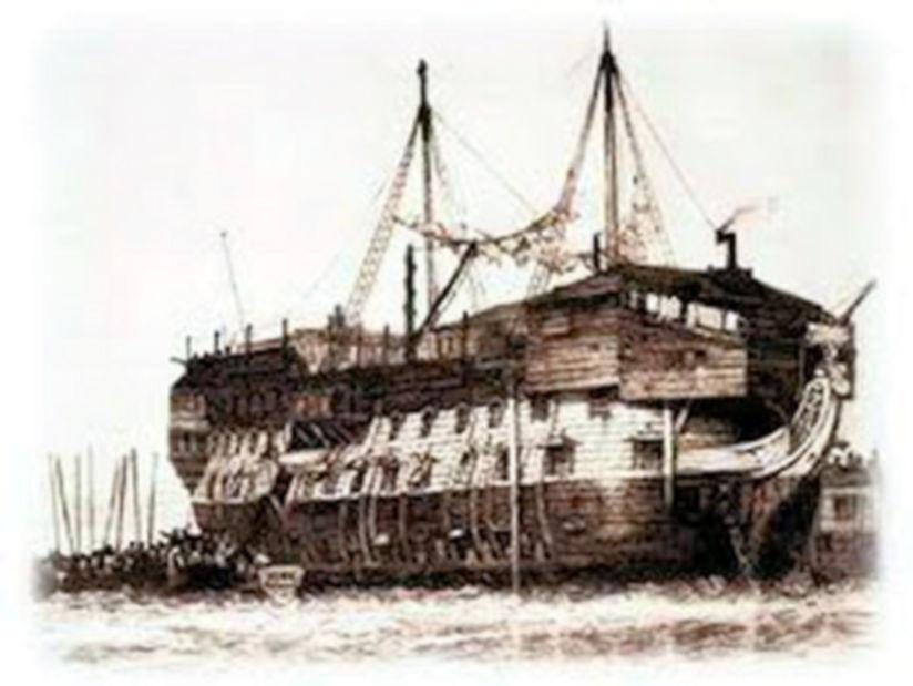 Prison Ship (Dunkirk)