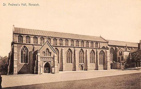 St Andrew's Hall