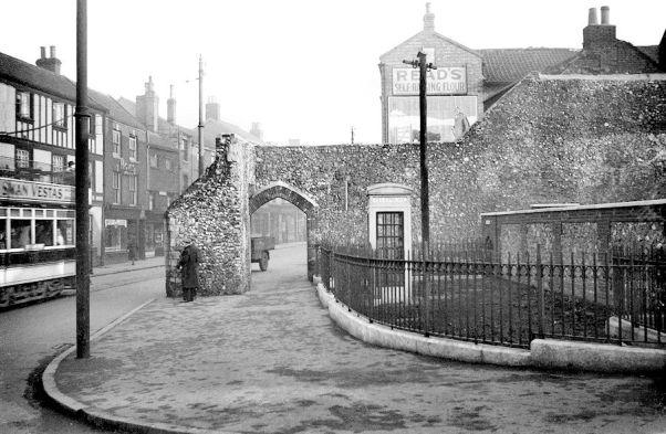St Benedict's Gate 1934