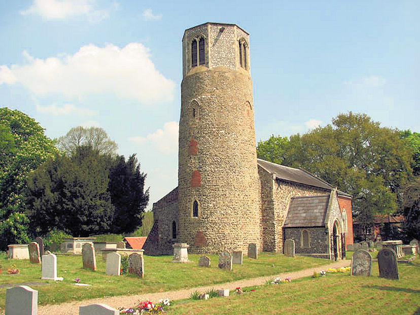 Susannah Holmes (Surlingham Church)1
