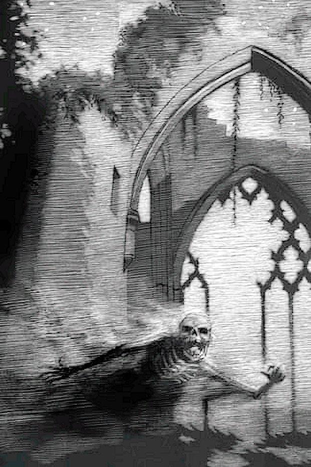 An Indefatigable GhostHunter!