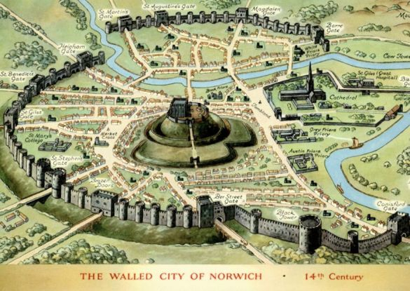 Celia Fiennes (City Walls)
