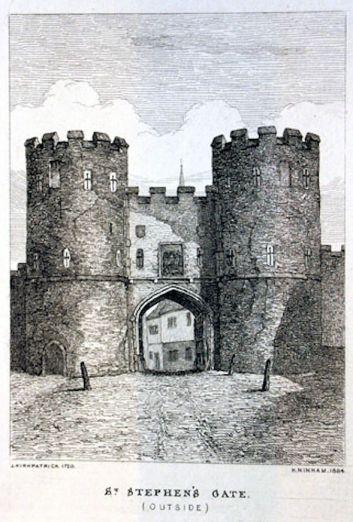 Celia Fiennes (St Stephens Gate)