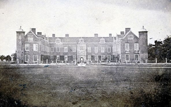 Rushbrooke Hall (Demolished)