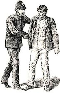 Tittleshall Murder (Arrest)