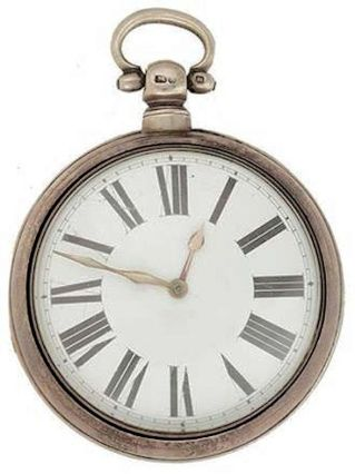 Tittleshall Murder (Pocket Watch_Lorenz Beha_Norwich 1849